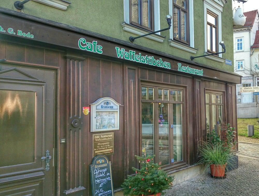 Restaurant und Cafe Waffelstübchen
